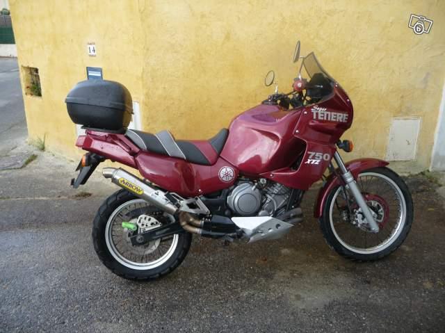 ma moto    Tenere14