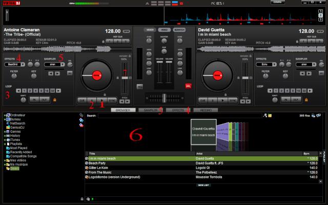 [Débutant] Initiation à Virtual DJ  Captur10