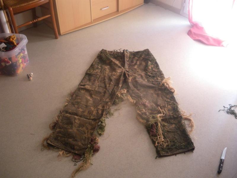 [TUTO] Pantalon ghillie (tenue) Imgp2411