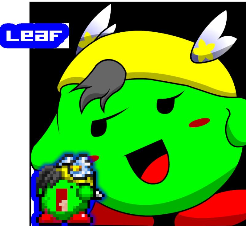 Leaf's artwork :D Devian11