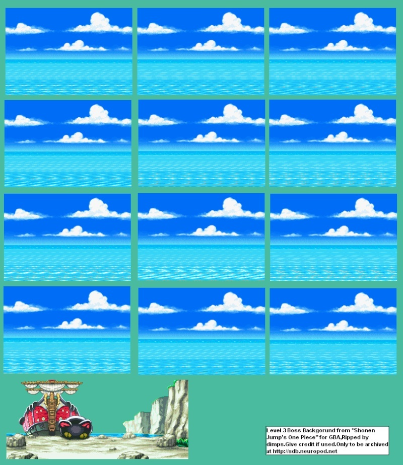 Water BG Ocean10