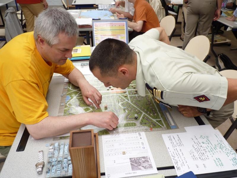 Convention de l'Ecole de Guerre (2 et 3 juin 2012) : le compte-rendu Asl11