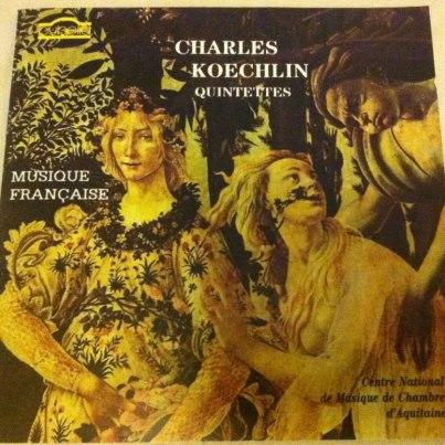 Koechlin - Quintette avec Piano Op.80 12755_10