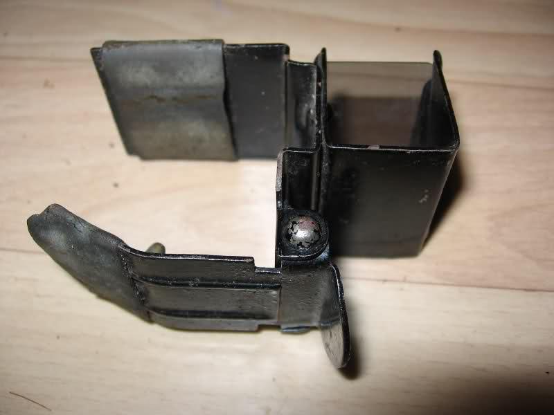 Ziel-Kontrollapparat Miroir10