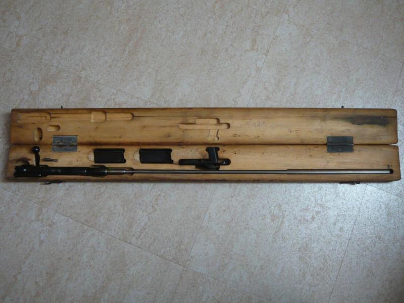 kit conversion 22lr de marque ERMA pour Mauser (qui date de 1937) P1010412