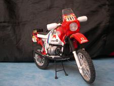 Michel COUDOUX , Maquettes Motos Michel11