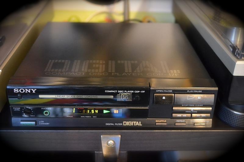 Mini lecteur CD Sony CDP-17F Sony_c11