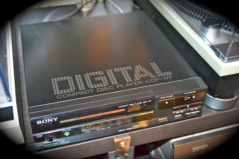 Mini lecteur CD Sony CDP-17F Sony_c12