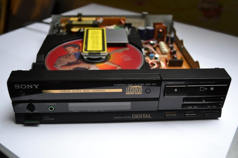 Mini lecteur CD Sony CDP-17F Sony_c13