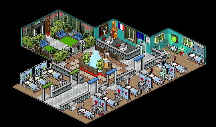 Centre hospitalier, nouvelle formule ! Centre10