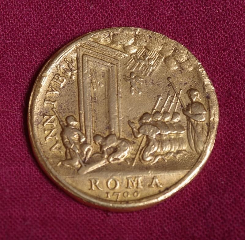 une médaille du Jubilé de 1700 ... Imgp0029