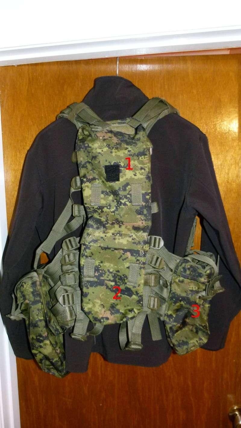 For Sale: South African Assault Vest CADPAT Saav210