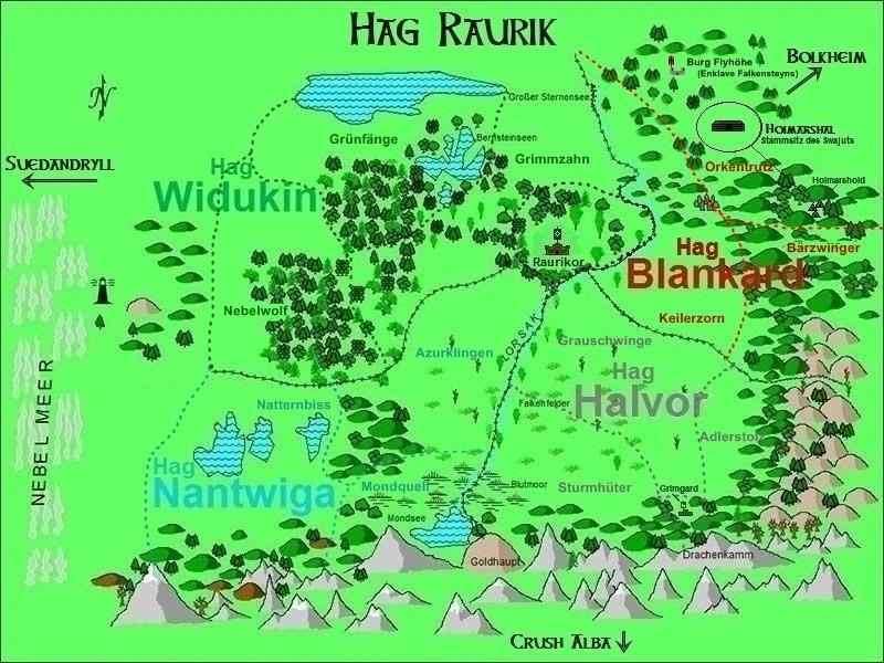 Der Stamm, die Sippen und der Rat der Clans Clanka15