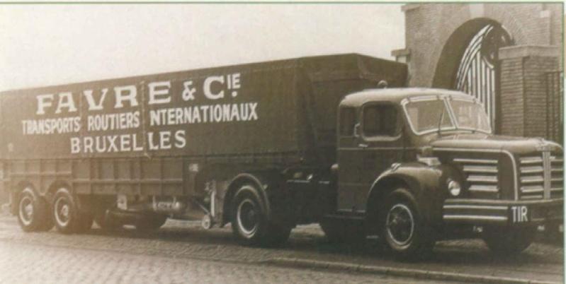 Berliet (cabine a capot) - Page 2 Berlie19