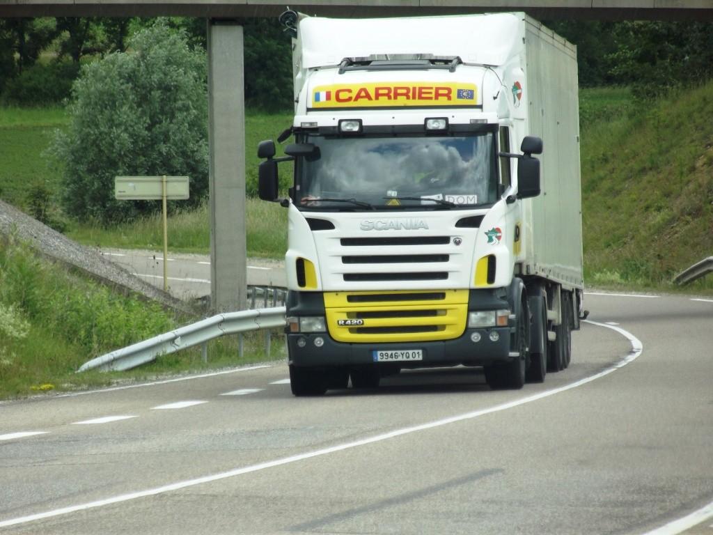 Carrier - Saint Martin du Fresne Cami1032