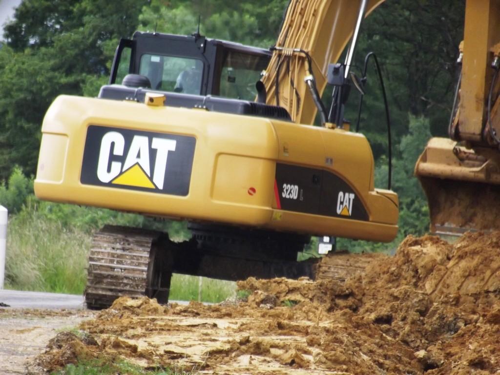 Pelles Mécaniques Caterpillar (USA) Cami1077
