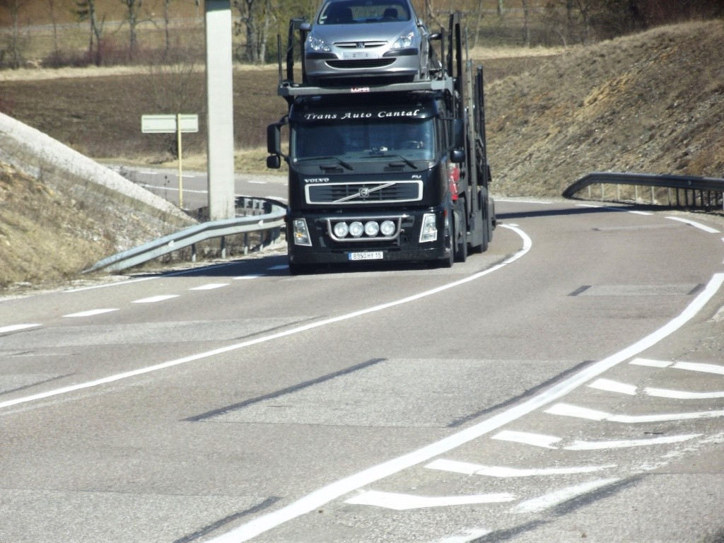 Trans Auto Cantal (Thiezac 15) Camio124