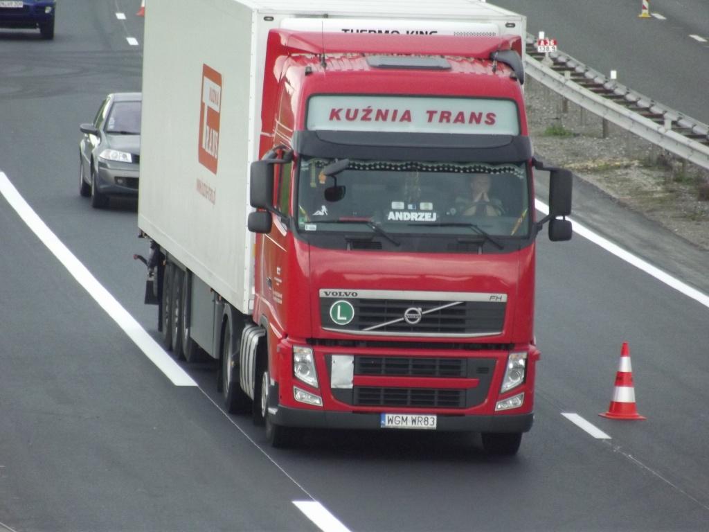 Kuznia Trans (Katowice) Camio289