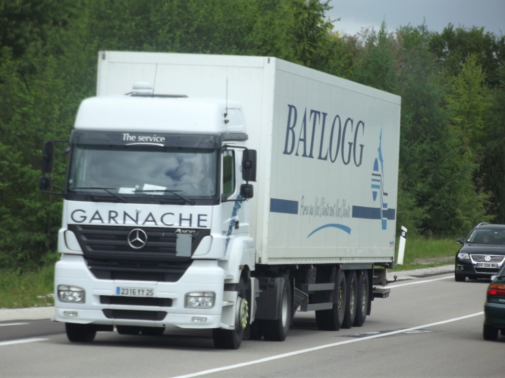 MGB  Transports Garnache (Ecole Valentin, 25) Camio328