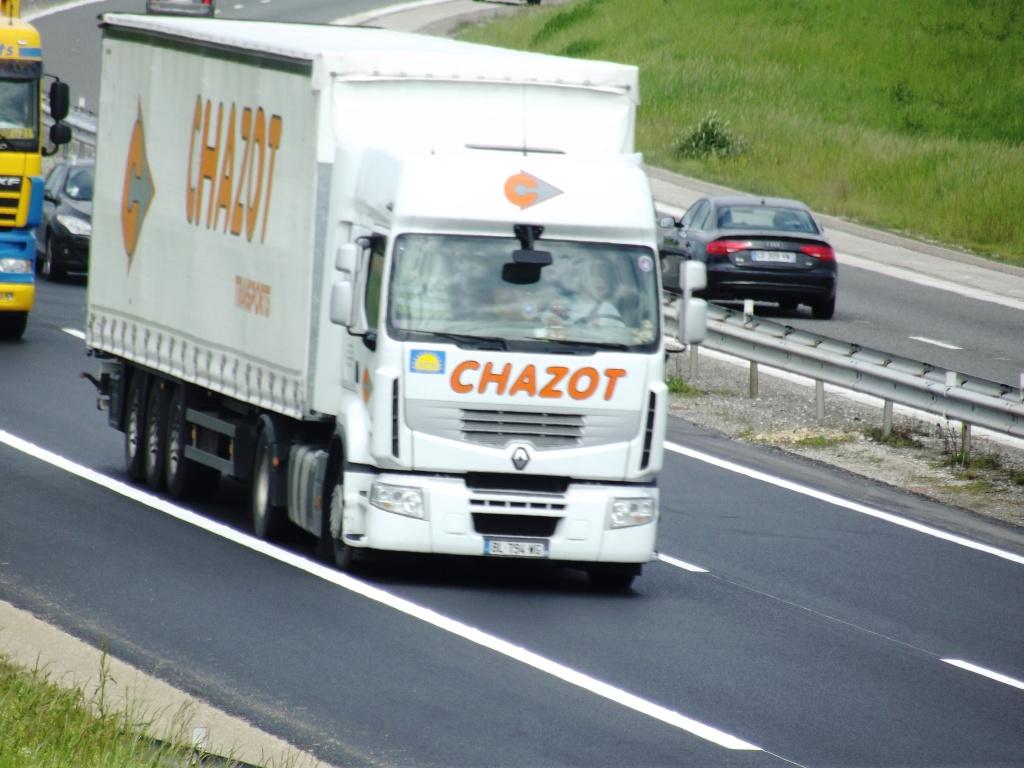 Chazot (Saint Etienne 42) Camio392