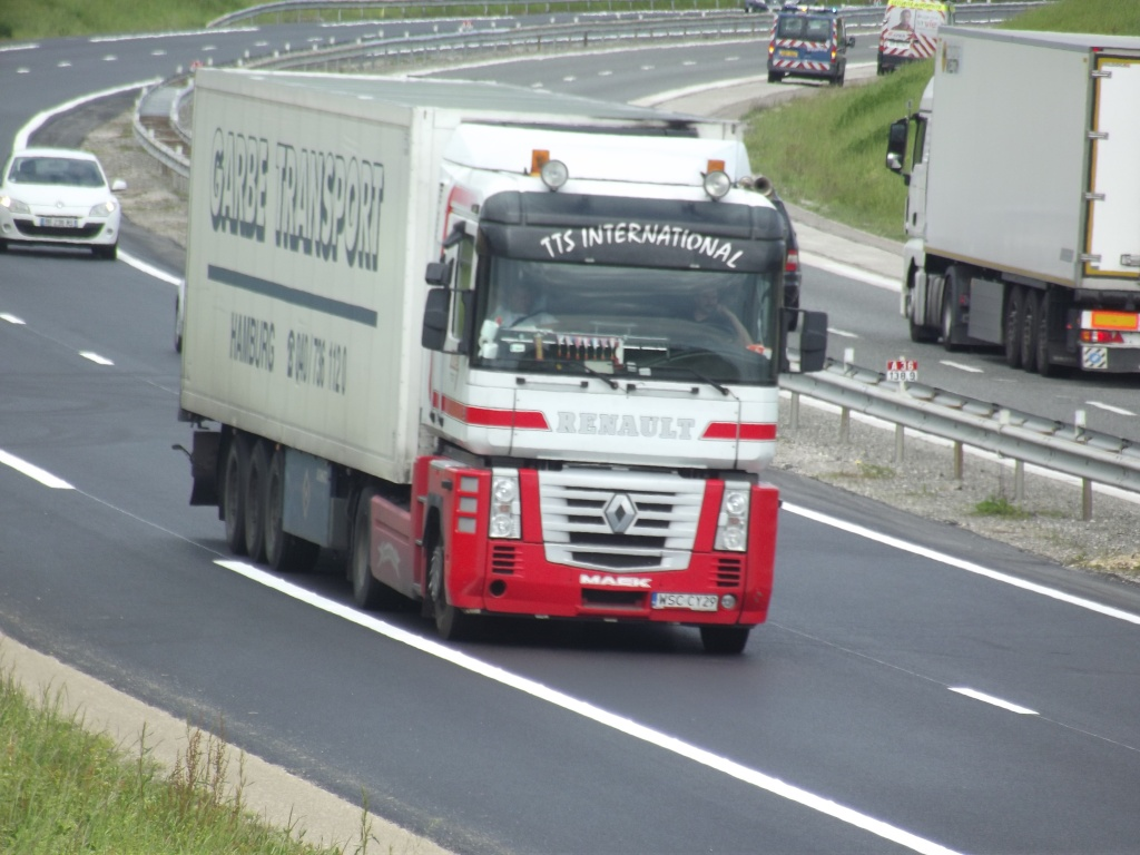 TTS International  (Brochow) Camio393