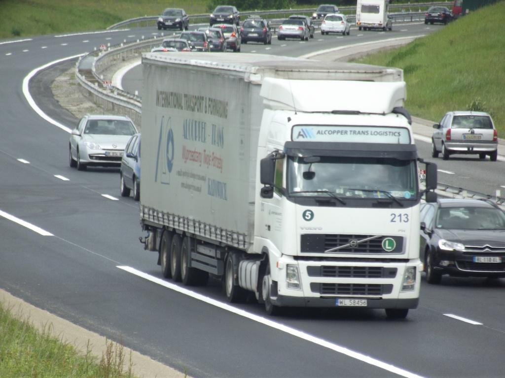 Alcopper Trans Logistics. (Katowice) Camio440