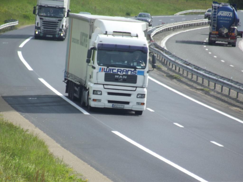 Witrans (Warszawa) Camio495
