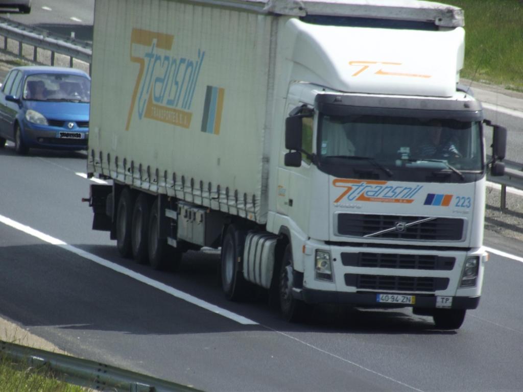 Transnil  Transportes. - Ribeira de Nisa Camio582