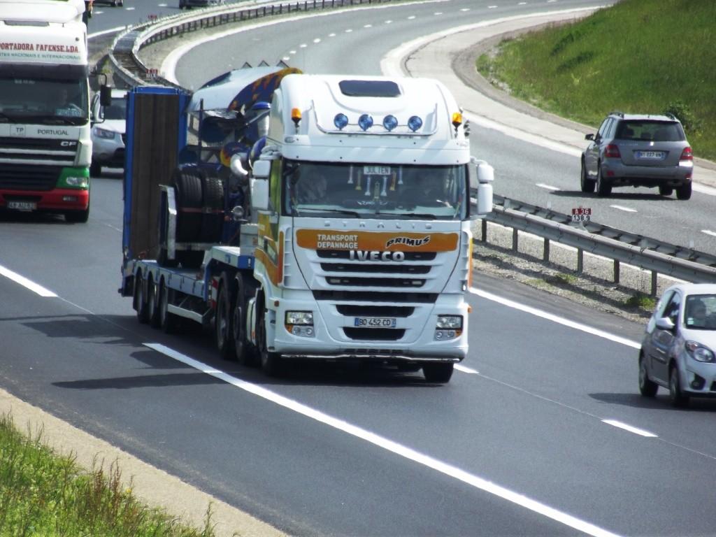 Transports Depannage Primus (Rixheim) (68) Camio586