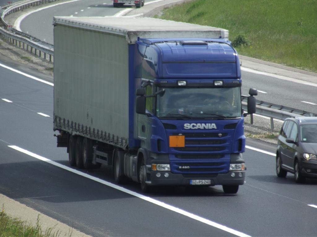 Scania série R G et P - Page 5 Camio602