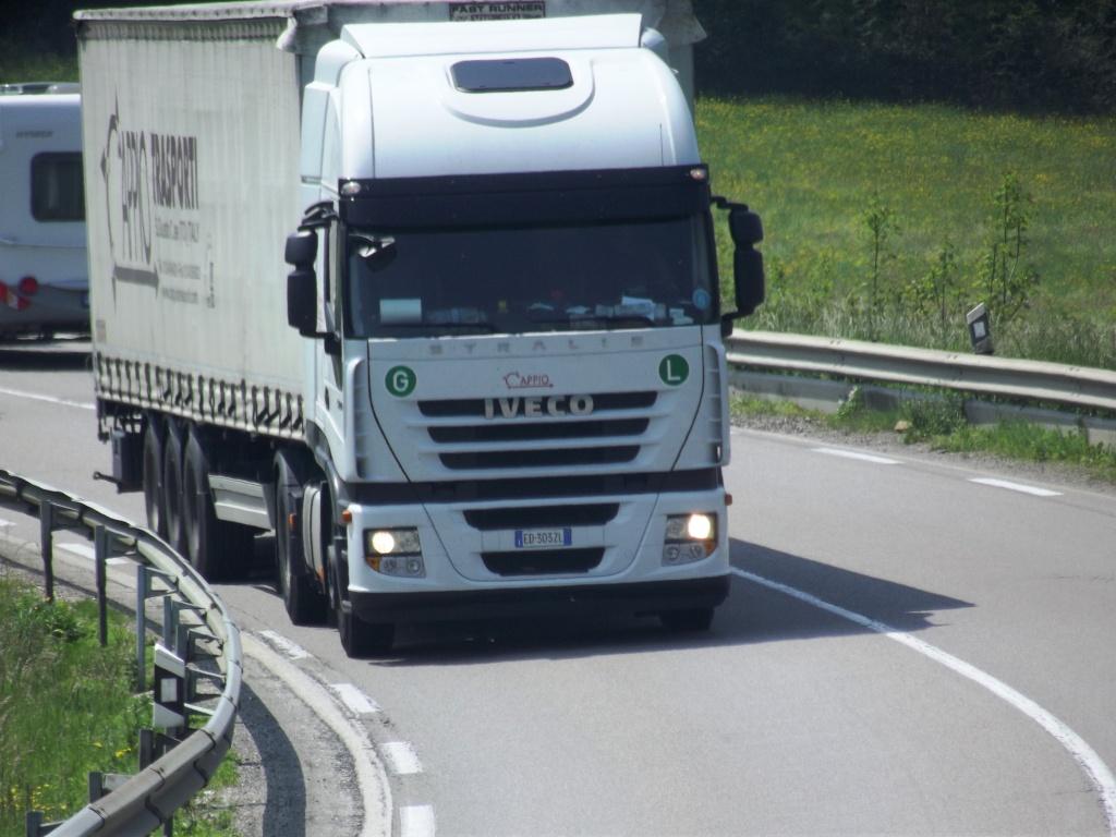 Cappio.Trasporti (San Giorgio Canavese) Camio635