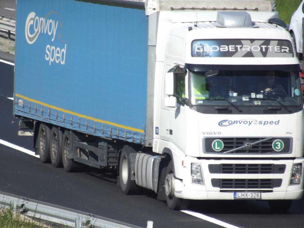 Convoy sped  (Székesfehérvar) Camio772