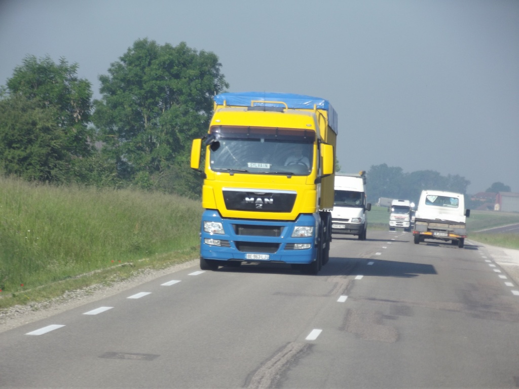 CFA Transports (Brazey en Plaine, 21) - Page 2 Camio814