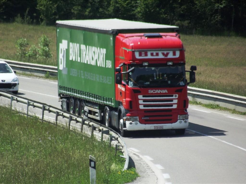 Buyl Transport (Lokeren) Camio828