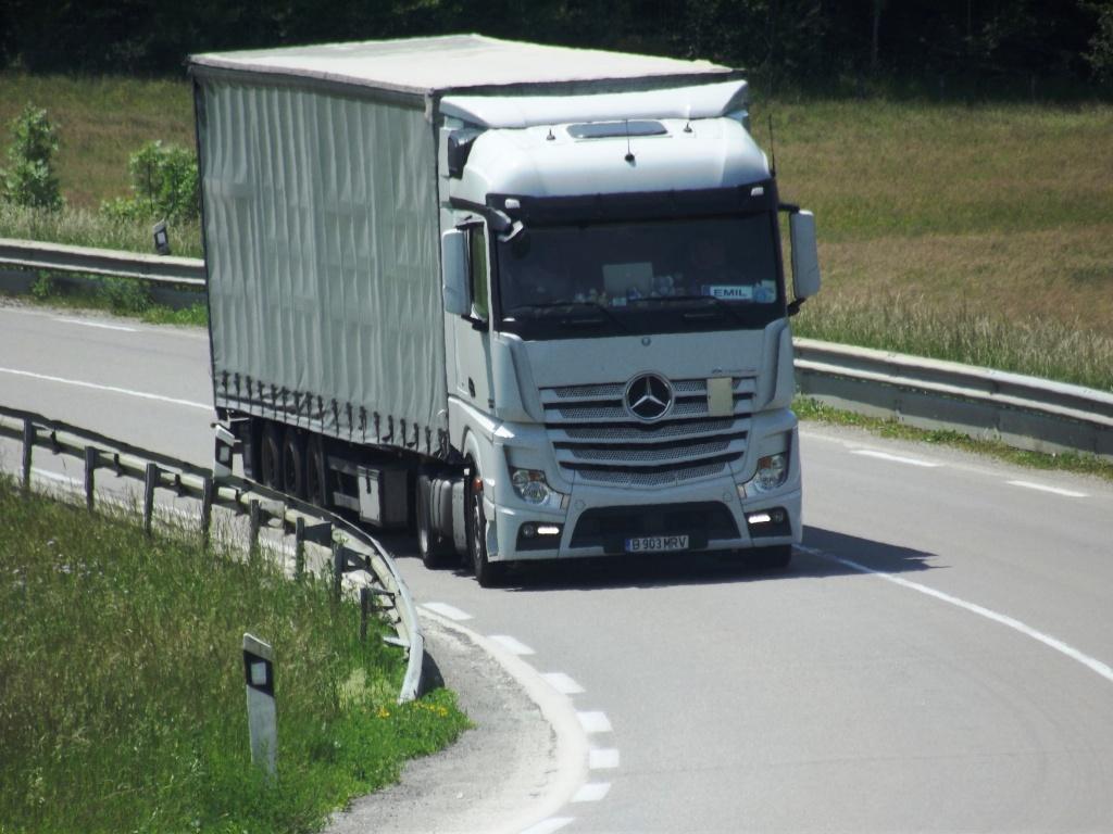 Mercedes Actros MP4 (euro 6 )  Camio843