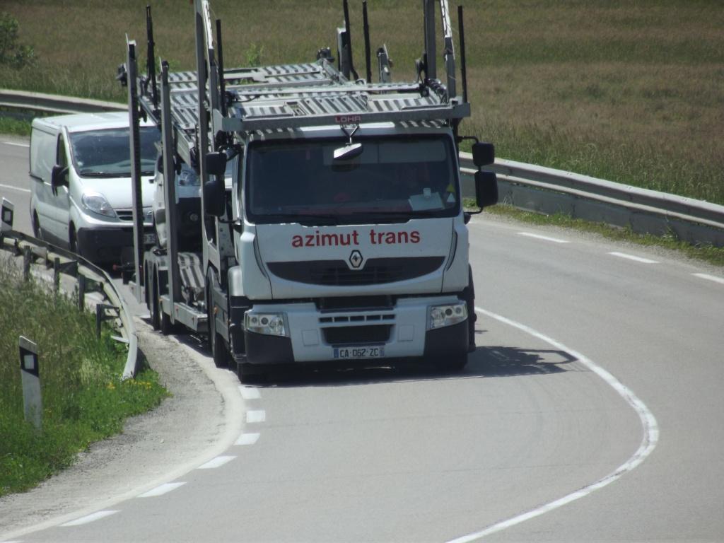 Azimut Trans.(Montataire, 60) Camio855
