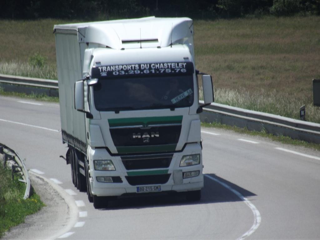 Transports du Chastelet (Le Syndicat, 88) Camio858