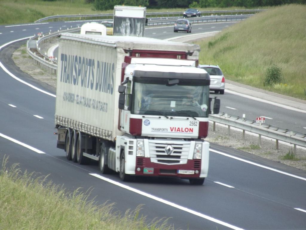 Transports J Vialon (La Fouillouse, 42) - Page 2 Camio891