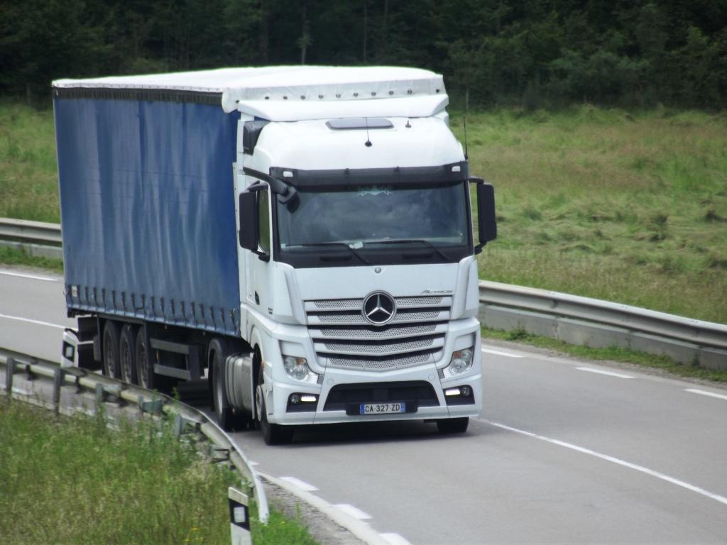 Mercedes Actros MP4 (euro 6 )  Camio998