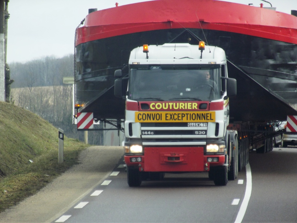 Couturier (Macon, 71) Camion33