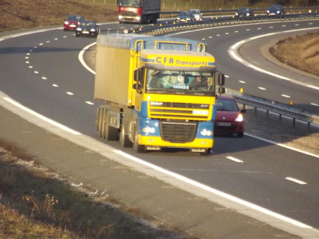 CFA Transports (Brazey en Plaine, 21) Camion52