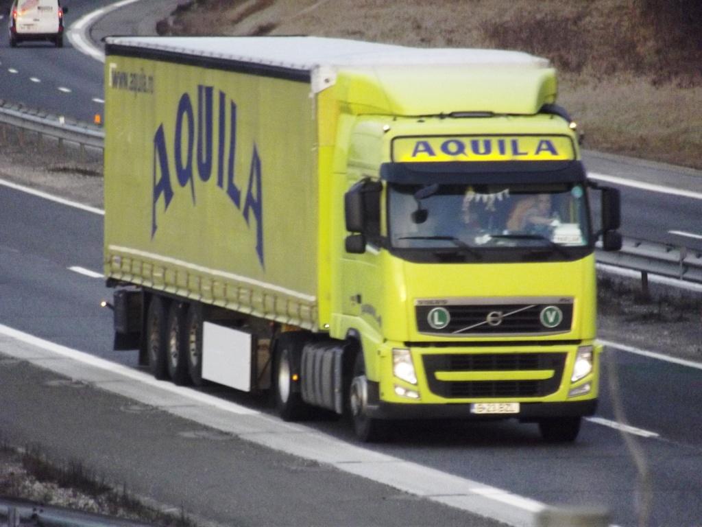 Aquila. Camion71