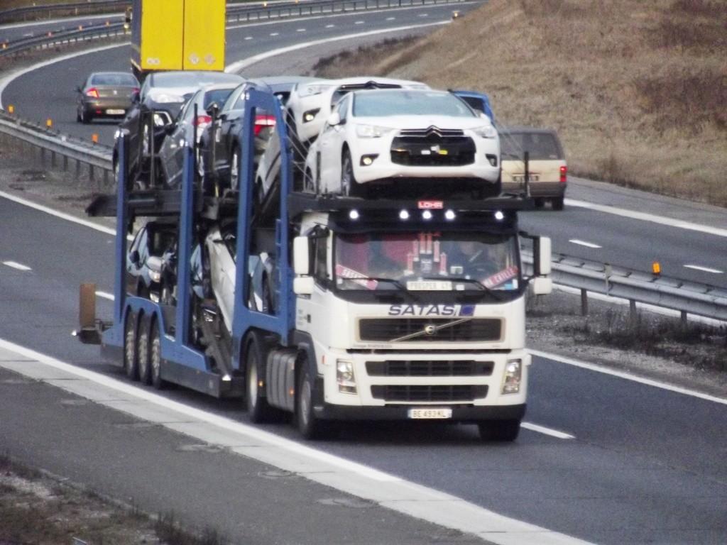 Satas (Neuvy, 41) Camion72