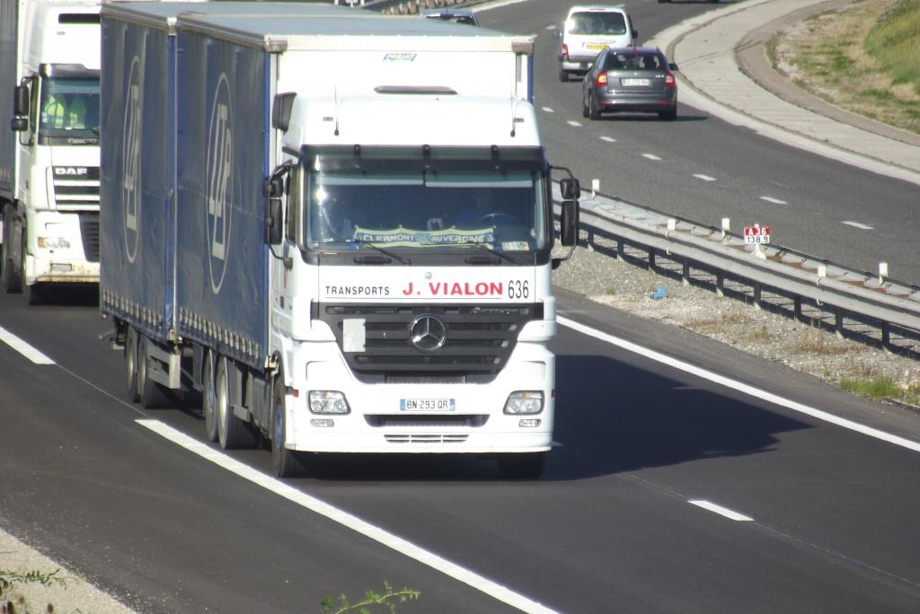 Transports J Vialon (La Fouillouse, 42) - Page 2 Dscf3571