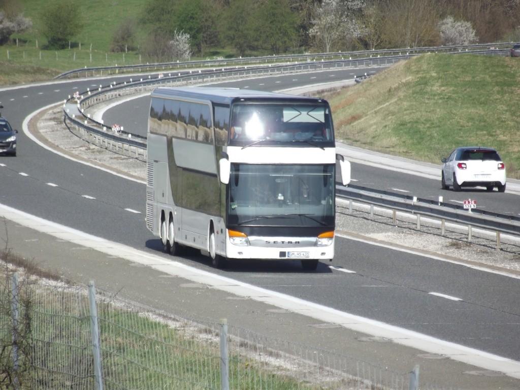 Kässbohrer Setra (Ulm) (Allemagne) (post uniquement pour les Setra sans inscriptions) Dscf7067
