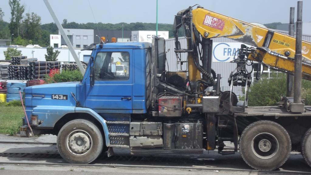 Scania série T (cabine a capot) - Page 6 Photo118
