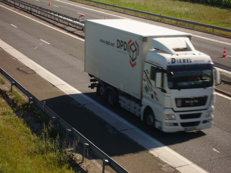Diebel Spedition (Kassel),transporteur pour DPD (Dynamic Parcel Distribution) Pict0336