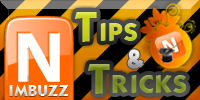 <font color = yellow >NιМвUzZ TiPs aNd TricKs</font>