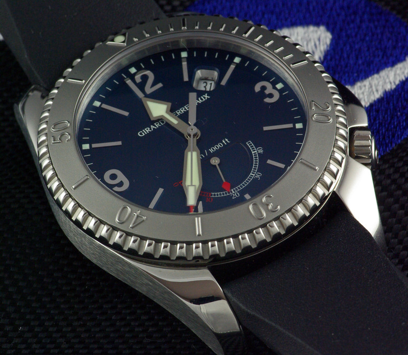 Résultats du test montres et plongée du CHA 2011 Girard10