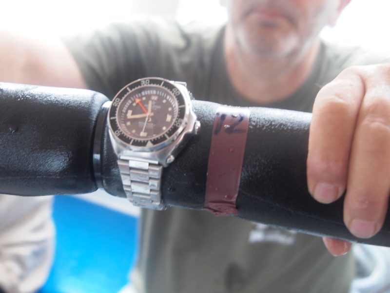 Résultats du test montres et plongée du CHA 2011 P9183111
